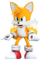 TSR story Tails 4