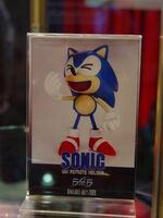 First4Figures Sonic Wii remote holder02