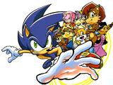 Freedom Fighters (Pre-Super Genesis Wave)
