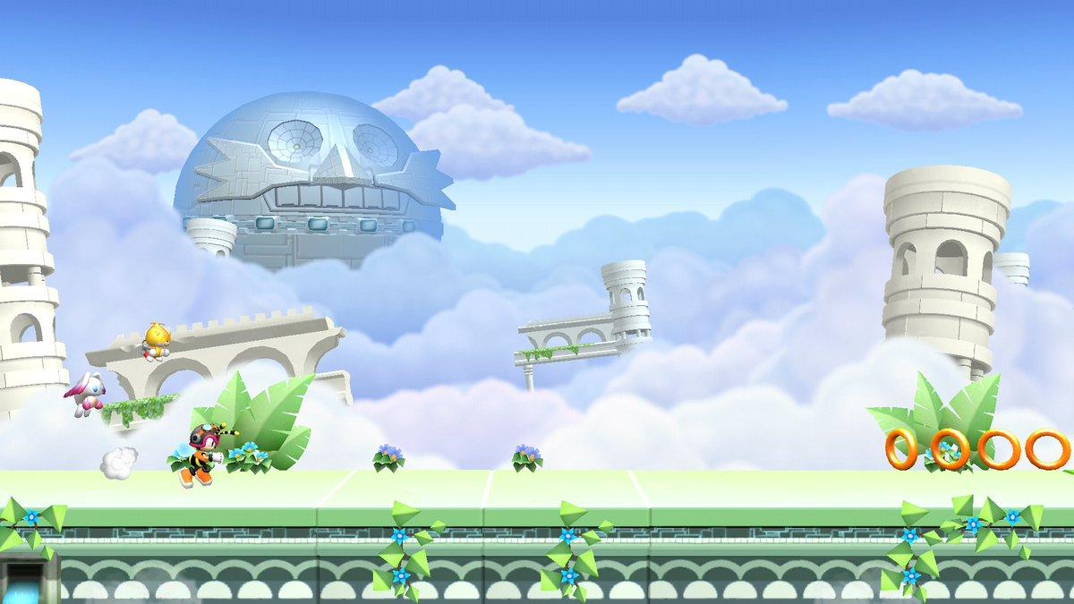 Sky Sanctuary (Sonic Runners Adventure)