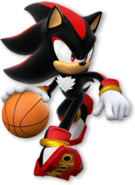 Shadow-Mario & Sonic 2012