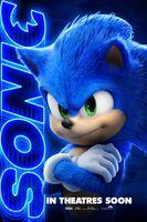 SonicMoviePosterSonic