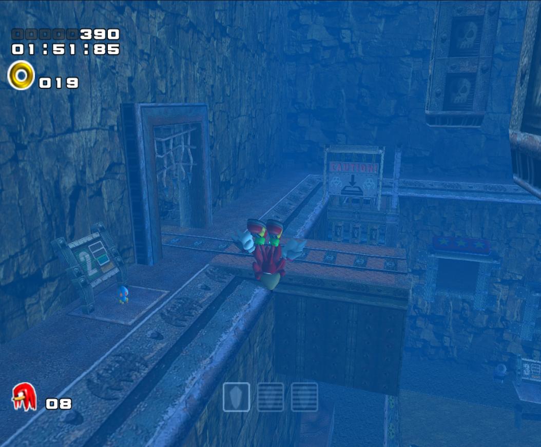 Aquatic Mine