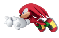 STH 3D Knuckles glide
