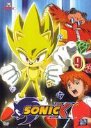 Sonic X FRA DVD 9