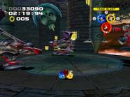 Robot Storm Sonic 11