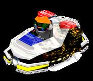 SA Model Cop Speeder