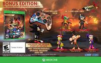 SonicForces bonus Xbox