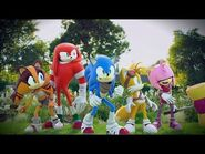 Sonic Boom- Shattered Crystal TV Commercial