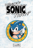 Where's Sonic Now page scan