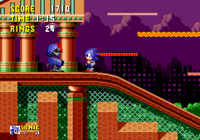 Before Metal Sonic and Shadow, there was this faker