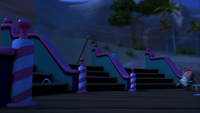 SB S1E12 Circus stairs background angle