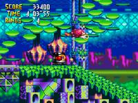 I thought Eggman hated plants 08