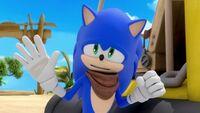 S1E46 Sonic desperate