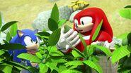 SB S1E29 Sonic Knuckles avocados