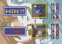 Sonic 3 Competition screen 5