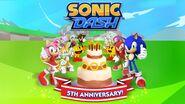 Sonic Dash artwork 17
