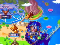 Sonic Rush Big Rock
