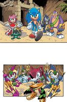 Sonic the hedgehog 261 page 01 by gabriel cassata d8cez91-fullview
