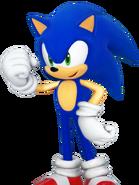 TSR sprite Sonic 2