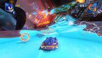 Team Sonic Racing Hidden Volcano6