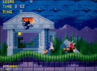 Marble Zone early UFOs