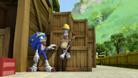 S1E44 Sonic and Earl