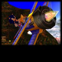 Sonic Adventure Credits (Tails 17)