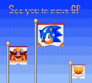 Sonic Drift No1