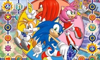 Sonic Generations 3DS artwork 18