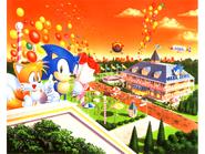 Sonic Screen Saver art 40