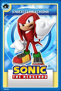 StHOTC Knuckles the Echidna