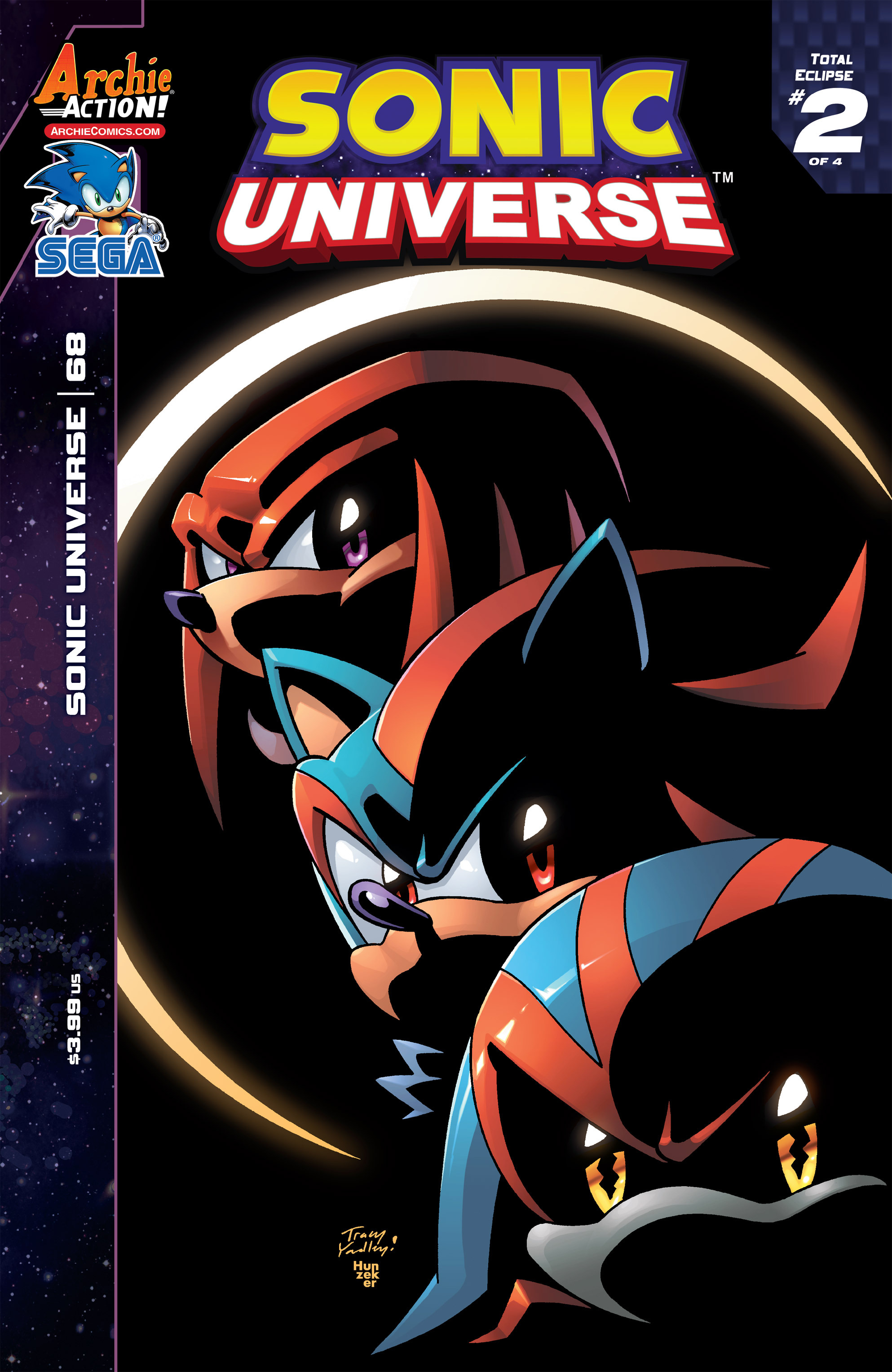 Sonic Universe Issue 68