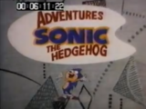 Adventures of Sonic the Hedgehog pilot