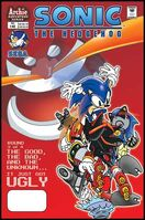 Archie Sonic 148 early cover