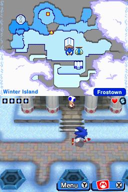 Frostown