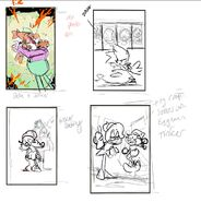 IDW 44 A sketch 1