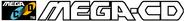 Mega CD Japanese logo