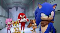 SB S1E26 Team Sonic smug