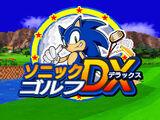 Sonic Golf DX