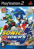 Sonic Riders PS2 UK
