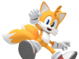 """Miles """"Tails"""" Prower/Historia"""
