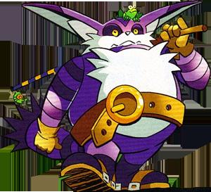 Big the Cat (Pre-Super Genesis Wave)