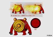 Egg Flame koncept