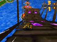 Monkey Target DS 08
