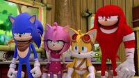 SB S1E49 Team Sonic umamused