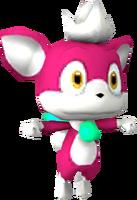 Sonic Runners Chip model
