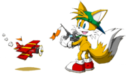 Tails - Sonic Channel (1)