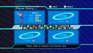 Zero Gravity Character Select 15