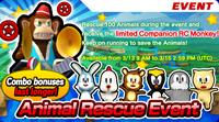 Animal Rescue Event